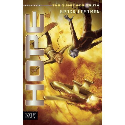 Hope - (Quest for Truth) by  Brock Eastman (Paperback) - image 1 of 1