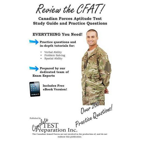 Review the CFAT - (Paperback) - image 1 of 1