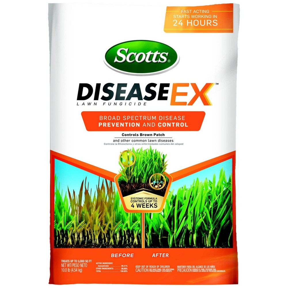 Image of Scotts DiseaseEx Lawn Fungicide