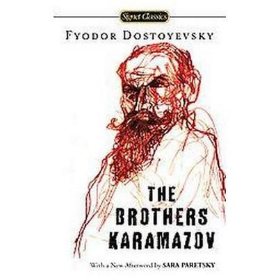Brothers Karamazov Reissue Paperback Fyodor Dostoyevsky Target