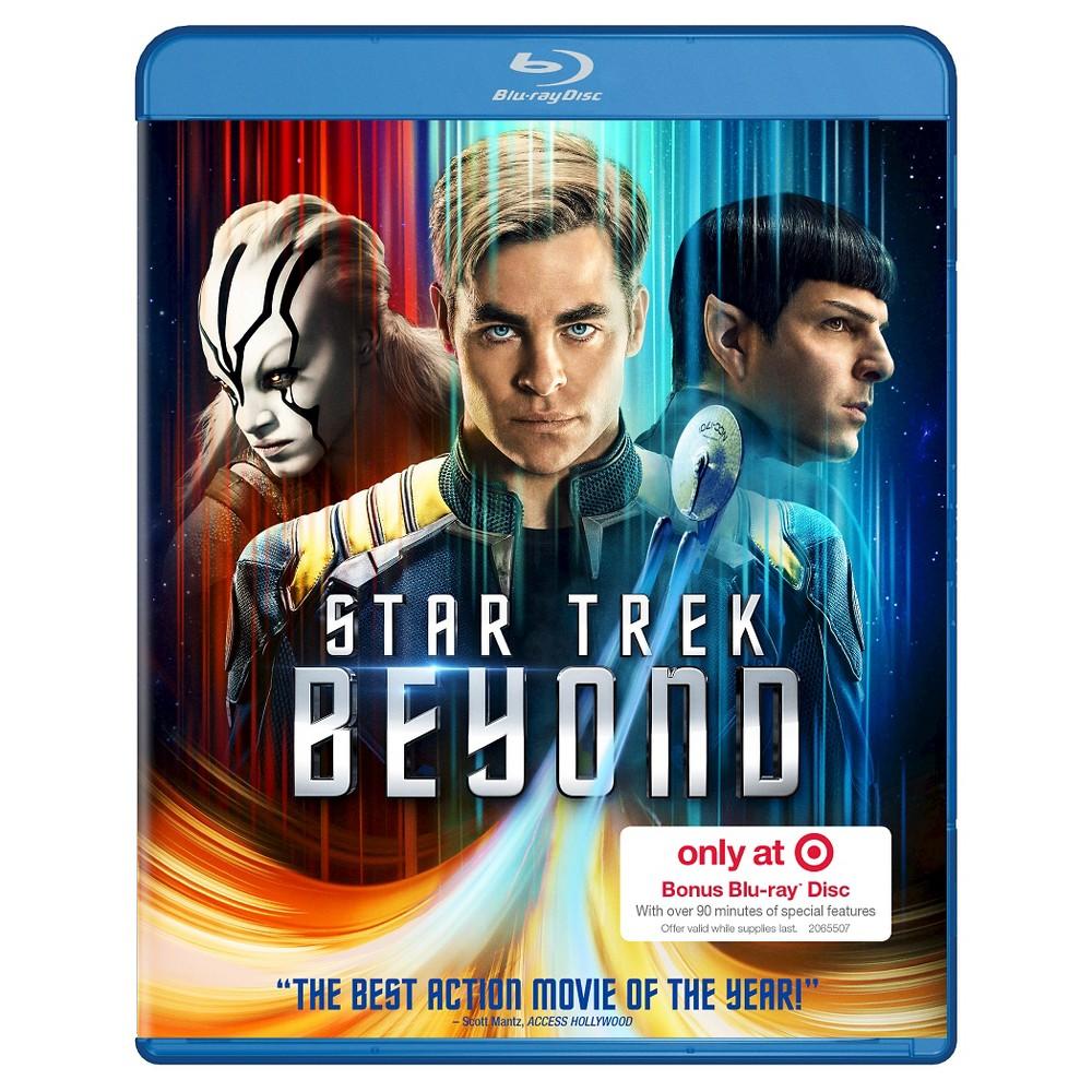 Star Trek Beyond – Target Exclusive Bonus Content (Blu-ra...