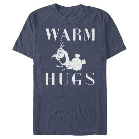 Men's Frozen 2 Olaf Warm Hugs T-Shirt - image 1 of 1