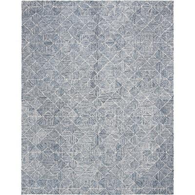 Abstract ABT763 Hand Tufted Rug  - Safavieh