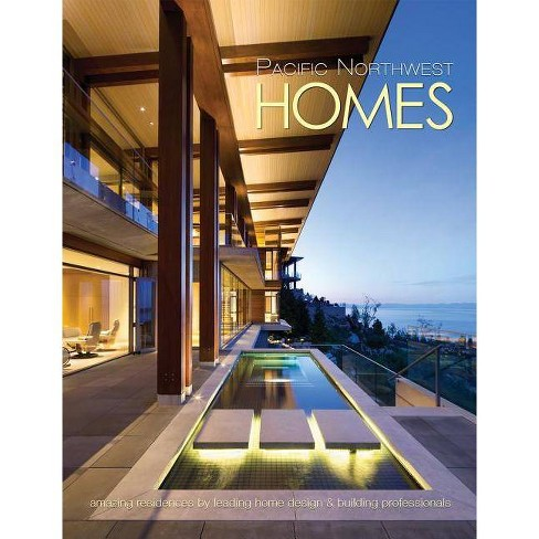 Pacific Northwest Homes - (Hardcover) - image 1 of 1