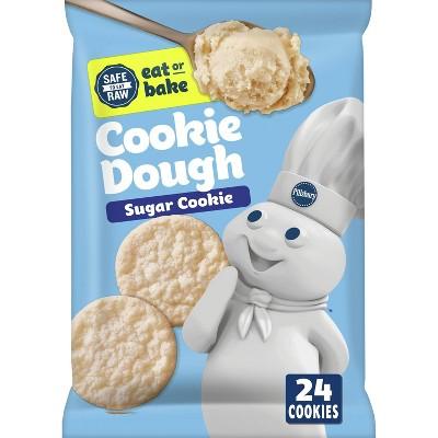 Pillsbury Sugar Cookie Dough - 16oz/24ct