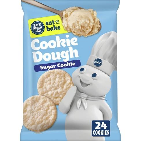 Pillsbury Sugar Cookie Dough - 16oz/24ct - image 1 of 3