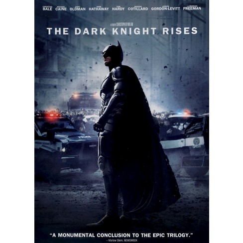 The Dark Knight Rises (dvd_video) - image 1 of 1