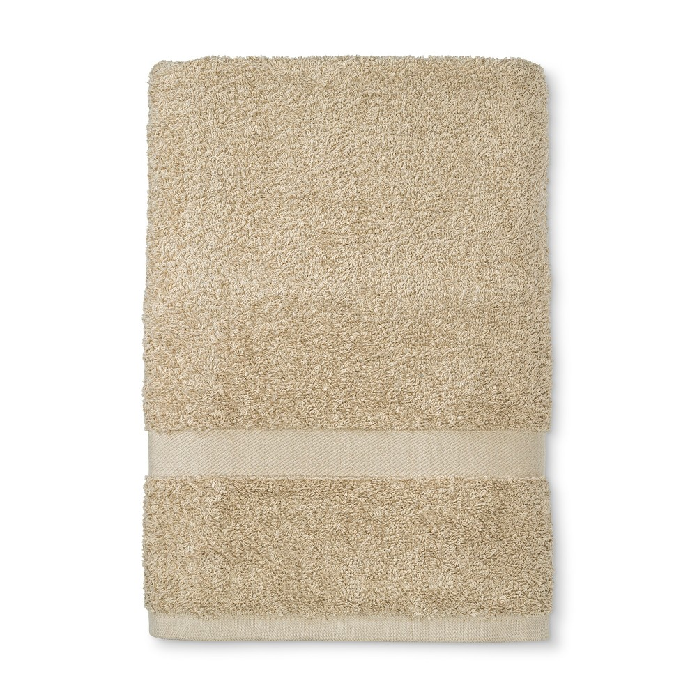 Bath Towel Tan - Room Essentials