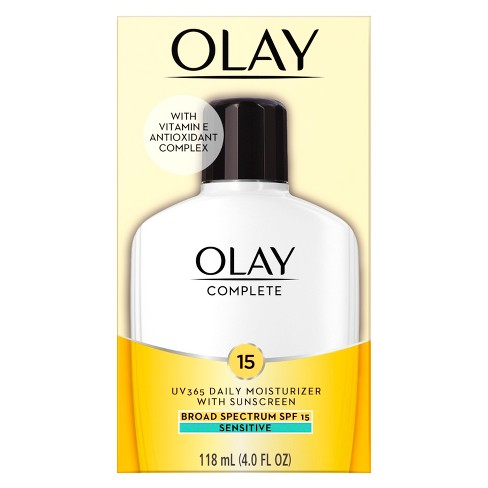 Olay Complete All Day Moisturizer Sensitive Skin - SPF 15 - image 1 of 3
