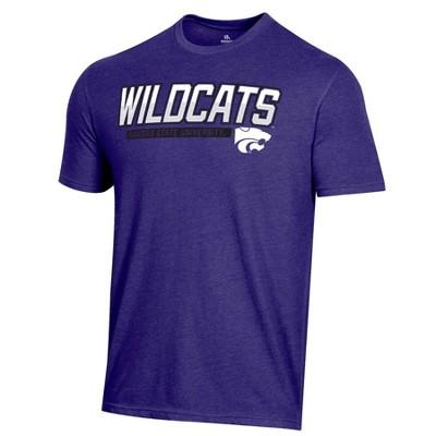 NCAA Kansas State Wildcats Men's Short Sleeve T-Shirt
