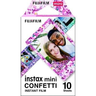 Fujifilm Instax Confetti Film - 10ct