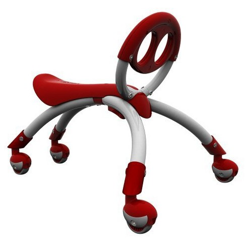 YBIKE Pewi Push Ride-On - Red - image 1 of 3