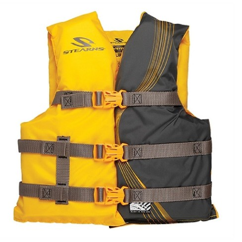 Stearns Pfd 3007 Youth Opp Nylon Gold C006 3000002200 - image 1 of 1
