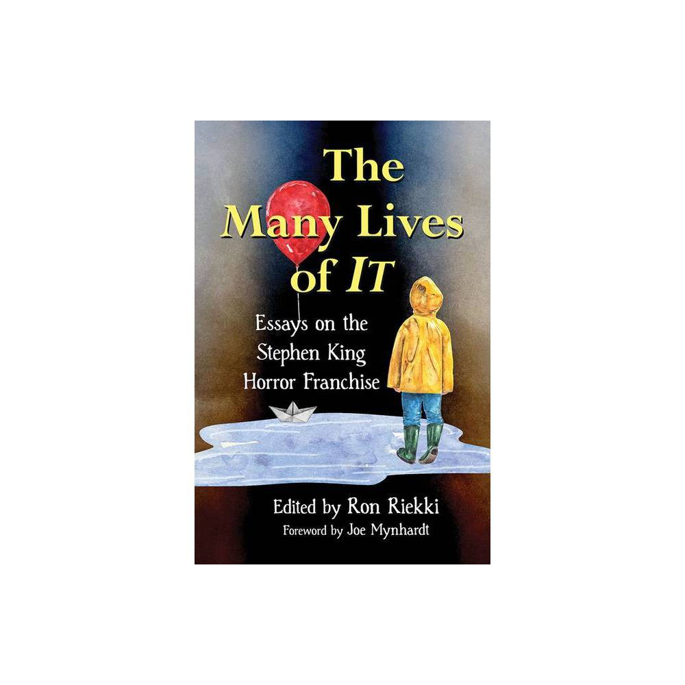 The Many Lives Of It By Ron Riekki Paperback