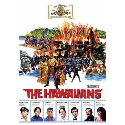The Hawaiians (DVD) - image 1 of 1
