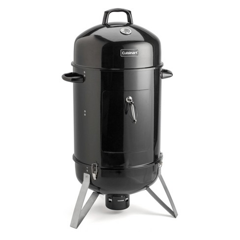 "Cuisinart Vertical 16"" Charcoal Smoker COS-116 Black - image 1 of 7"