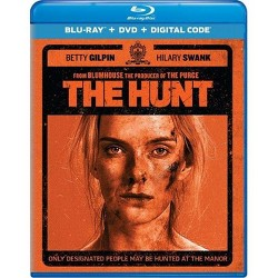 The Hunt (Blu-ray + DVD + Digital)