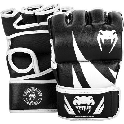 Venum Challenger Hook and Loop MMA Gloves without Thumbs