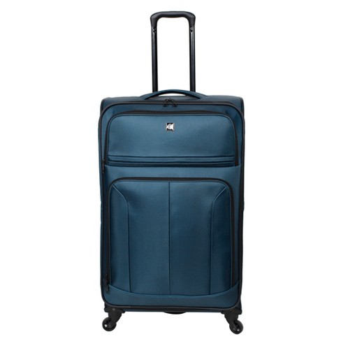 """Skyline 29"""" Spinner Check In Suitcase - Teal - image 1 of 4"""