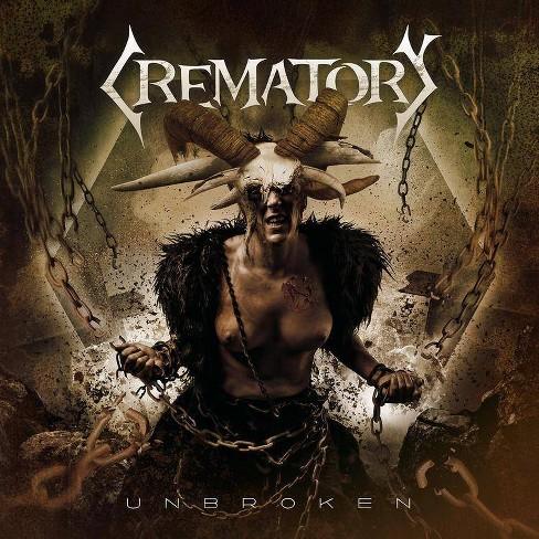Crematory - Unbroken (CD) - image 1 of 1