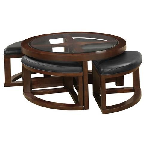 Balsa Coffee Table Basic Brown - ioHOMES - image 1 of 3