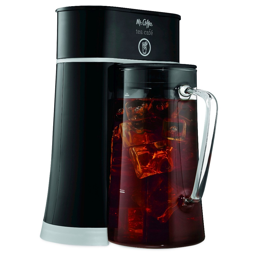 Image of Mr. Coffee Tea Café Iced Tea Maker, Black