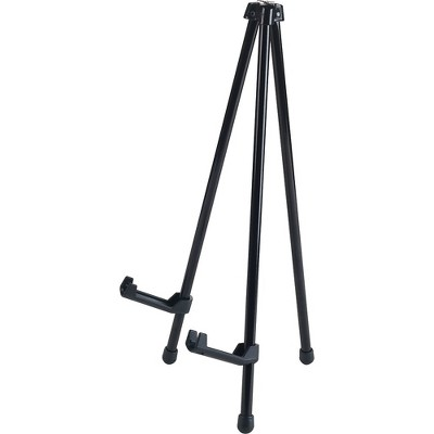 """Staples Tabletop Quick Easel Black 14""""H 1682317"""