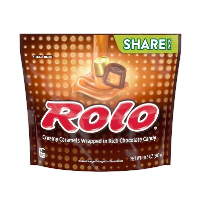 Rolo Chocolate Candy - 10.6oz
