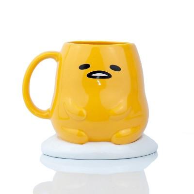 Se7en20 Gudetama The Lazy Egg 3D 16oz Ceramic Mug