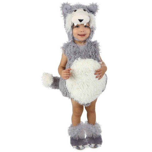 Baby Vintage Beau the Big Bad Wolf Halloween Costume 12-18 M - image 1 of 1