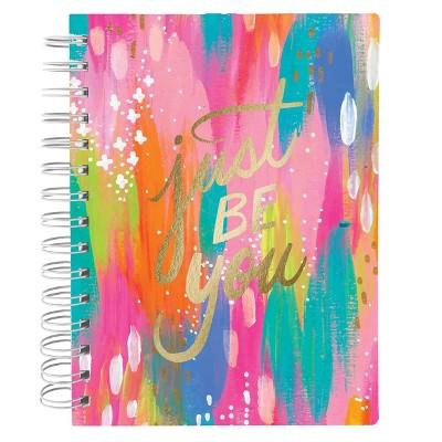 "Undated Soft Cover Spiral Journal 8""x6"" Etta Vee - Graphique de France"