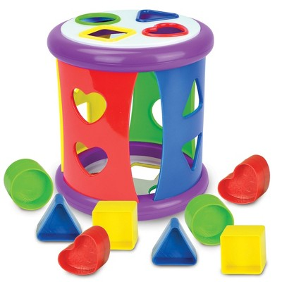 The Learning Journey Early Leaning My First Shape Sorter