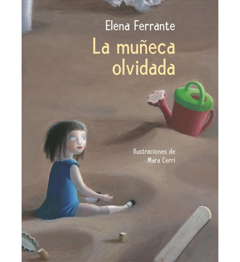 La muñeca olvidada / The Beach at Night (Hardcover) (Elena Ferrante) - image 1 of 1