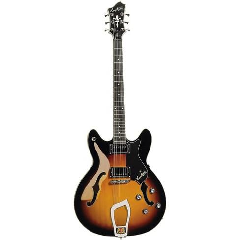 Hagstrom Viking Semi-Hollowbody Electric Guitar - image 1 of 3