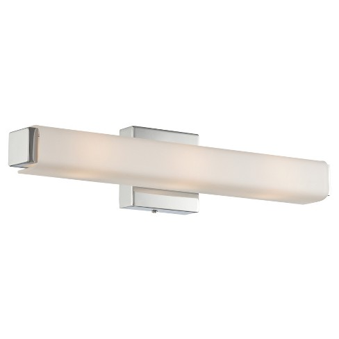 Braulio 3 LED Light Wall Sconce Wall Lights - Chrome - Lite Source - image 1 of 2