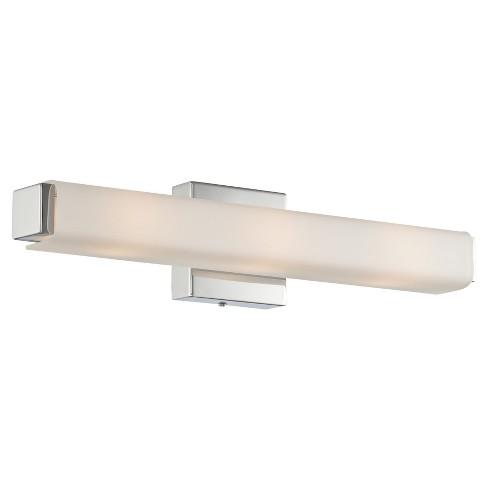 Braulio 3 LED Light Wall Sconce Wall Lights - Chrome - Lite Source - image 1 of 2