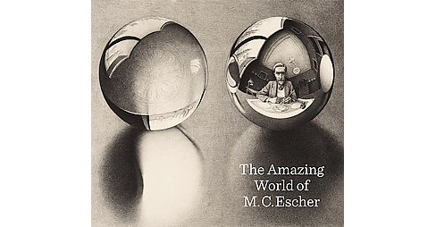 Amazing World of M. C. Escher (Paperback) (Micky Piller & Patrick Elliott & Frans Peterse) - image 1 of 1