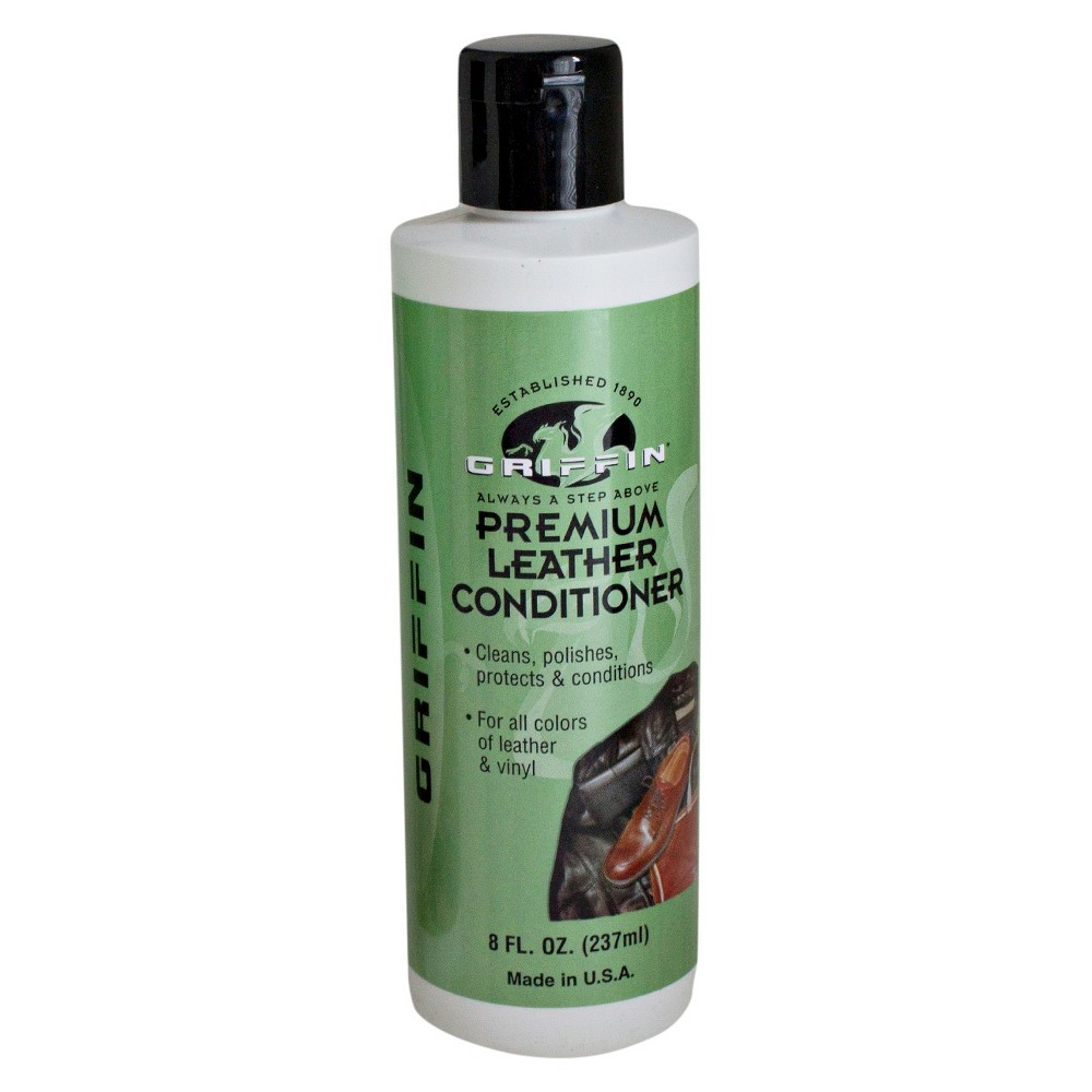 Image of Griffin Premium Leather Shoe Conditioner, White