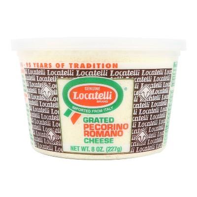 Locatelli Pecorino Cheese - 8oz