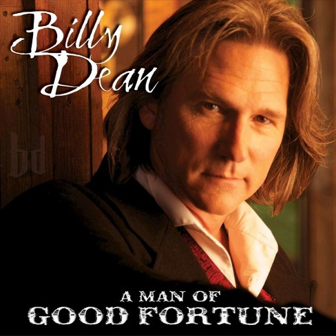 Billy dean - Man of good fortune (CD) - image 1 of 1