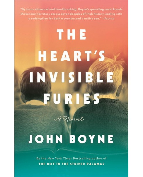 Heart's Invisible Furies -  Reprint by John Boyne (Paperback) - image 1 of 1