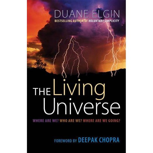 The Living Universe - (BK Life) by  Duane Elgin (Paperback) - image 1 of 1
