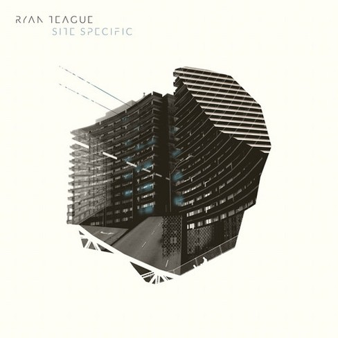 Ryan Teague - Site Specific (CD) - image 1 of 1