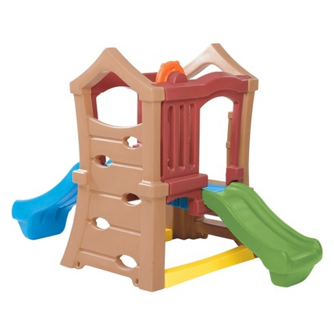 Step2 Play Up Double Slide and Climber - image 1 of 2