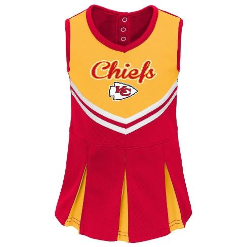 huge discount 022c5 5509d NFL Kansas City Chiefs Infant/ Toddler In the Spirit Cheer Set