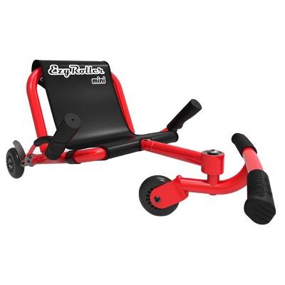 EzyRoller Kid Powered Riding Machine - Mini Red