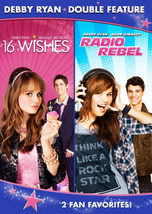 Debby ryan double feature (DVD) - image 1 of 1