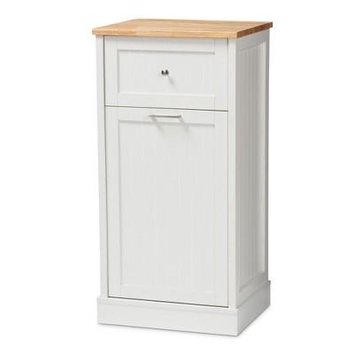 Marcel Kitchen Cabinet - Baxton Studio