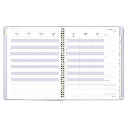 at a glance workstyle take charge weekly monthly appointment book