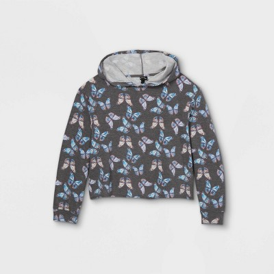 Girls' Graphic French Terry Hoodie  - art class™